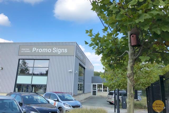 Nichoir Promo Signs 2 Plumalia