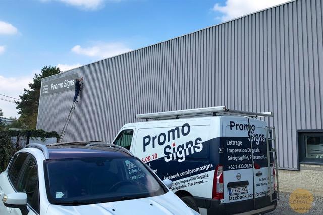Nichoir Promo Signs 3 Plumalia